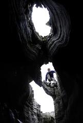 _DSC0545 (JohannesLundberg) Tags: expedition norway no cave marble karst speleo trog markusfjellet surfacepit tromsstorfjord