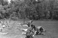 42 Cdo RM Rifle Shoot NeeSoon 27 June 63 (Bootnecks) Tags: june shoot rifle 63 27 42 rm cdo neesoon sgttedgummerrm