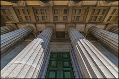 """Entrance to Walhalla • <a style=""""font-size:0.8em;"""" href=""""http://www.flickr.com/photos/58574596@N06/9693143688/"""" target=""""_blank"""">View on Flickr</a>"""