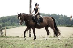 Ea and Karith - Training (vesterskov) Tags: horses horse barn photography photo foto ride walk daniel sony daughter slide riding stop f western 28 mm stable ea f28 trot dt slt ssm hest fotografi a77 horsemanship 1650 karith heste stald 1650mm vesterskov slta77 slta77v a77v slta77vq a77vq 281650