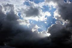 Stormin. (Rockin'Rita) Tags: sky storms