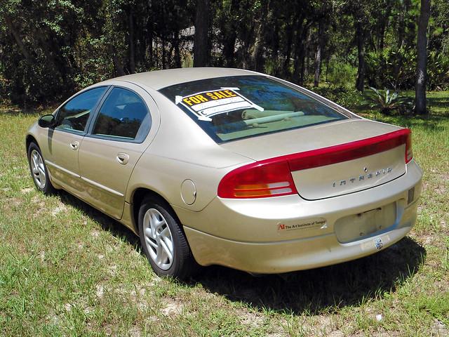 car automobile 2000 intrepid dodge dodgeintrepid