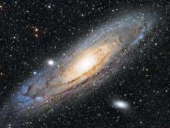 Andromeda Galaxy (M31) 2013 (Photonfisher) Tags: ngc andromeda m31 224 m32 m110 Astrometrydotnet:status=solved Astrometrydotnet:id=supernova8668