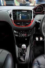 Peugeot 208 GTi Sneak Peek (malaysiapeugeotclub) Tags: peugeot 208gti peugeot208gti
