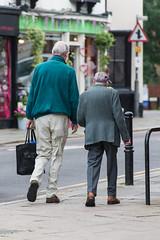 Older Gentlemen Shopping | Scott Kelby - World Wide Photo Walk 2013 | Hertford, England United Kingdom (MatthewFRC) Tags: england shopping unitedkingdom older hertford gentlemen wwpw