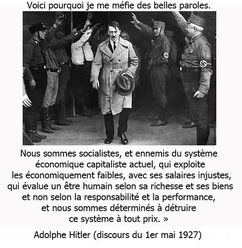 Hitler-socialiste, From FlickrPhotos