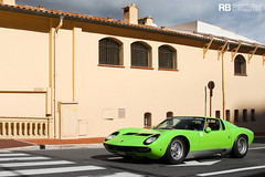 Lamborghini Miura SV (Raphal Belly Photography) Tags: paris verde green cars coffee car de french photography eos hotel riviera photographie super vert casino montecarlo monaco mc cc belly exotic v 7d passion and 12 ithaca raphael lamborghini rb supercar sv spotting verte supercars v12 raphal miura veloce principality carscoffee