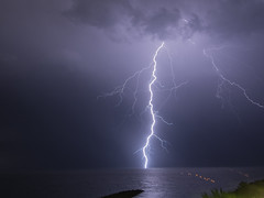 PA290290-2 (hectoriz) Tags: storm mediterraneo murcia tormenta aguilas rayos relampagos marmediterraneo