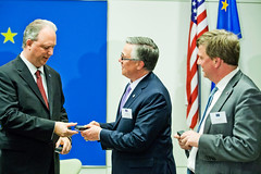 Ceremony Celebrating the Signature of a Memorandum of Understanding between UNIFE and the American Public Transportation Association (APTA)