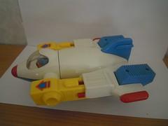 Transformers Go-bots First Transformers (ItalianToys) Tags: plane airplane toy toys robot action transformers figure spaceship aereo giocattoli playskool giocattolo