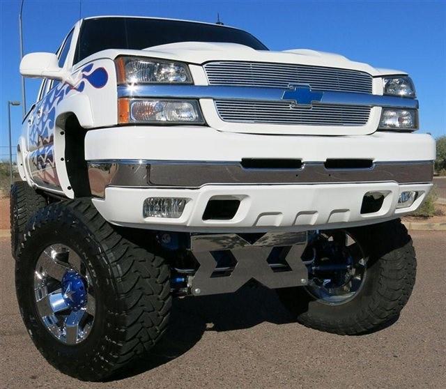 2003 chevrolet silverado lt 2500