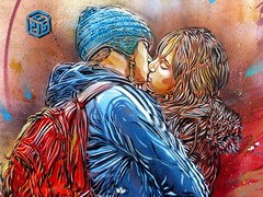 Street art Vitry-sur-Seine - C215 (_Kriebel_) Tags: street paris art seine de graffiti la sur rue urbain vitry kriebel vitrysurseine uploaded:by=flickrmobile flickriosapp:filter=nofilter