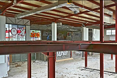 Ixina (Kolini Photo) Tags: life street old streetart magasin streetphotography bretagne tags exploration nantes 44 boulangerie urbain graffitis urbex industriel désaffecté