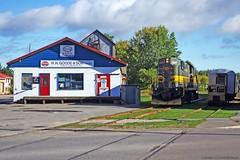 6257 (ontario photo connection) Tags: railroad ontario canada train railway rails goodwood excursion railroads uxbridge yorkregion yorkdurhamheritagerailway ydhr uxbridgesub