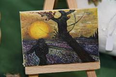 seminatore al tramonto V. Van Gogh