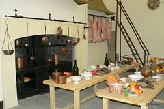 Крым, Алупка, Воронцовский дворец, кухня