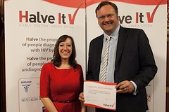 "Stephen Mosley MP signs pledge to support Halve It Campaign • <a style=""font-size:0.8em;"" href=""http://www.flickr.com/photos/51035458@N07/11099137946/"" target=""_blank"">View on Flickr</a>"