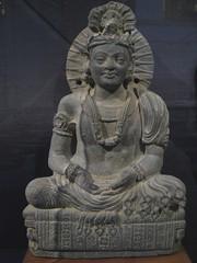 Buddhist statue (Baltimore Bob) Tags: art asian asia buddha buddhist baltimore waltersartmuseum