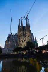 Sagrada Familia (Guillaume Chagnard Photographie) Tags: barcelona gaudi sagradafamilia barcelone