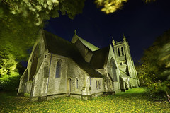 Christ Church, Blakenall Heath 25/10/2013 (Gary S. Crutchley) Tags: street uk travel england urban black west heritage history church night dark ed evening town nikon worship long exposure raw slow nightscape christ shot nightshot image wind time britain united faith country religion great kingdom s heath shutter after local christianity nightphoto af nikkor townscape staffordshire westmidlands anglican walsall midlands d800 cofe blackcountry 1635mm nightimage nightphotograph f40g bloxwich of walsallweb walsallflickr blackenall