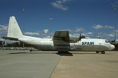 F-GDAQ (SFAir) (Steelhead 2010) Tags: cargo lockheed hercules freg sfair l100 l10030 fgdaq