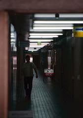 那覇バスターミナル 通路 Naha-si, Okinawa (ymtrx79g ( Activity stop)) Tags: street color slr film japan analog nikon kodak 35mmfilm okinawa 135 沖縄 街 写真 銀塩 フィルム nikonnewfm2 那覇市 nahasi kodakultramax400 nikonafnikkor70210mmf456 歩行走行 walkandrun 201310blog