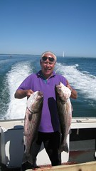 "Mike Hansell - 2 Striped Bass • <a style=""font-size:0.8em;"" href=""http://www.flickr.com/photos/113772263@N05/11834956224/"" target=""_blank"">View on Flickr</a>"