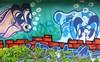 Jugendraum / 1 (micky the pixel) Tags: streetart graffiti schweiz switzerland tag zürich altstetten jugendraum bachwiesen
