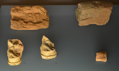 Hellenistic molds, seals, and impressions from the area of Aiani 3