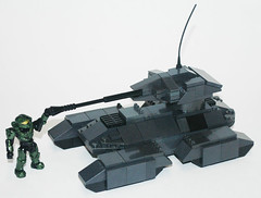 Mini Scorpion1 (goodwillhunter) Tags: halo mini scorpion hunter custom build goodwill mega unsc bloks