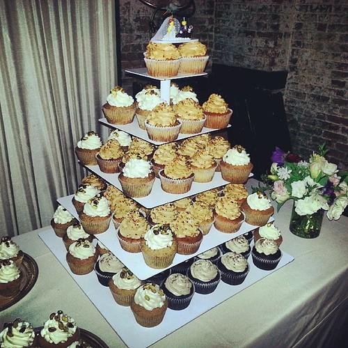 #Wedding ... #cupcakes !