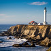 """Point Arena Light House • <a style=""""font-size:0.8em;"""" href=""""https://www.flickr.com/photos/41711332@N00/12096383763/"""" target=""""_blank"""">View on Flickr</a>"""