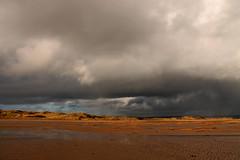 Braunton Marsh, North Devon (myerslaura) Tags: uk beach coast boat seaside sand ship britain dunes devon shipwreck marsh devonshire marshes braunton marshlands