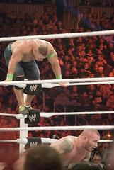 John Cena v. Randy Orton