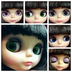Victoria the Blythe Doll