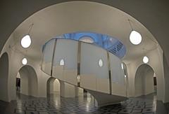 Arc (sjnewton) Tags: uk england distortion london art architecture nikon gallery tate fisheye marble february tatebritain d600 2013 sigma15mmf28exdgfisheye {vision}:{sky}=0517