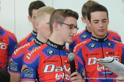 Ploegvoorstelling Davo Cycling Team (113)