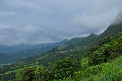 Knuckles Range - The Sky Darkens... (Drriss & Marrionn) Tags: travel mountain nature landscape landscapes asia outdoor jungle srilanka ceylon mountainside cloudforest tropics foothill southasia mountainridge knucklesmountainrange ringexcellence dblringexcellence