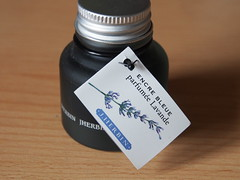 J. Herbin Lavender Scented - Close-Up