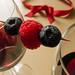 Enjoyment (Hanna Tor) Tags: macro food berry raspberry stilllife kitchen art table macromonday inbetween