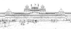 India - Delhi - Red Fort - 211dc (asienman) Tags: india delhi redfort asienmanphotography mugalemperor asienmanphotoart unescoworldheritagesite