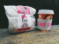 Cafe Tola (This is Awkward) Tags: chicago cafetola empanada