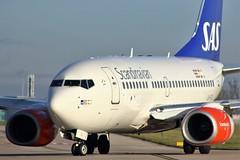 LN-RCU (AnDyMHoLdEn) Tags: sas scandinavian 737 egcc airport manchester manchesterairport 23l