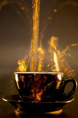 Kaffeetasse (anhalt61) Tags: tasse kaffee spritzer