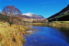Glen Lyon and the river Lyon (eric robb niven) Tags: ericrobbniven scotland glenlyon landscape