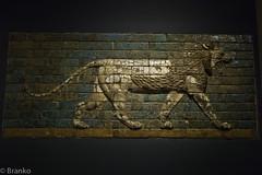 met museum nyc (branko_) Tags: met museum nyc lion ishtar gate babylon