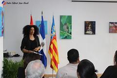 """Se presenta el libro del escritor dominicano José Rafael Laine Herrera en Valencia • <a style=""""font-size:0.8em;"""" href=""""http://www.flickr.com/photos/136092263@N07/32907915034/"""" target=""""_blank"""">View on Flickr</a>"""
