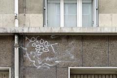 10Foot - Goog (Ruepestre) Tags: 10foot goog art urbain urban urbanexploration graffiti graffitis paris france streetart street