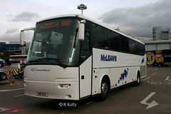 N18 OVA VDL Bova McLeans (Ayrshire Bus Images) Tags: vdl bova mcleans n18ova coach bus transport