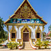 Wat Luang meditation hall